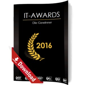 IT-Awards 2016 - das Gewinner-Buch