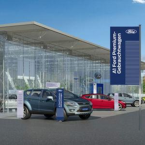 Ford startet Initiative für junge Gebrauchte