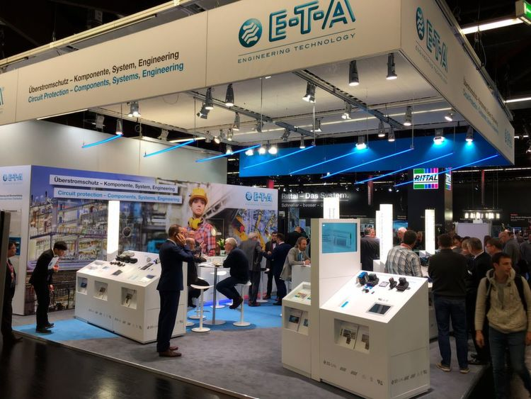 Impressions from the SPS IPC Drives in Nuremberg, Germany.