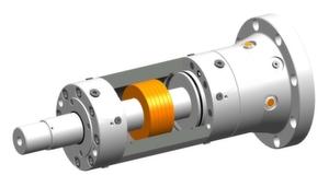 In mm-Schritten variabel: Kolbendurchmesser und Hub sind bei der Ratio-Test Baureihe 326 frei wählbar und erlauben eine anwendungsspezifische Konfiguration. Bilder: Hänchen
