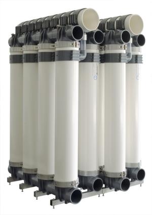 Die neue Rack-Konstruktion für Module spart Material, Platz und Kosten.