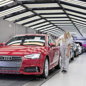 Audi plant das Ende der Fließband-Montage