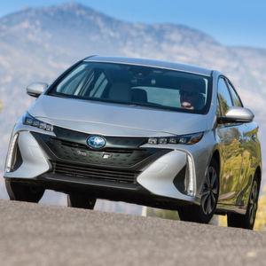Toyota Prius Plug-in: Rückkehr zur Steckdose