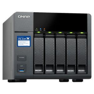 QNAP TS-531X mit Quad-Core-CPU