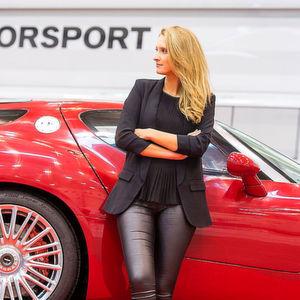 Essen Motor Show 2016: Wenig Neuheiten, viele PS
