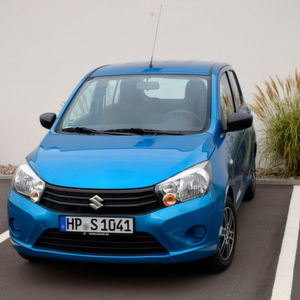 »kfz-betrieb« Auto-Check: Suzuki Celerio AGS
