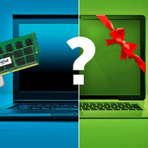 Wie wäre es mit einer SSD statt neuem System?