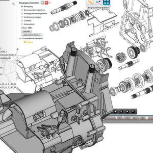 Interaktive 3D-Filme aus Produktdaten generieren