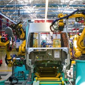 Branche in Bewegung: Automobilzulieferer setzten an zum Überholen