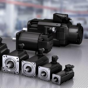 Bosch Rexroth erweitert Synchronservomotoren um zusätzliche Varianten