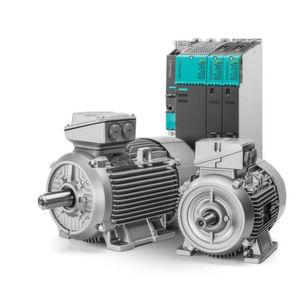 Siemens kombiniert Synchron-Reluktanzmotoren mit High-Performance-Umrichter