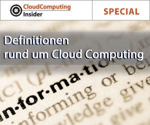 Definitionen rund um Cloud Computing