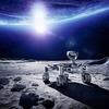 Der Audi lunar quattro ist bereit für den Start zum Mond