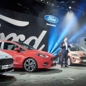 Neuer Ford Fiesta feiert Weltpremiere