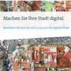 """Wettbewerb """"Digitale Stadt"""""""
