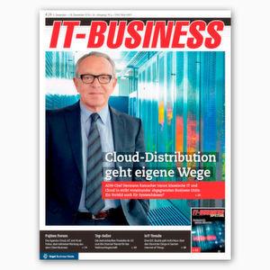 Exklusiv & vorab: die IT-BUSINESS 24/2016