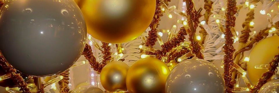 Stromverbrauch von Weihnachtsbeleuchtung sinkt