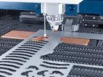 Laserschneiden neu gedacht: Auf der Euroblech 2016 hat Tumpf dazu das Tru-Laser-Center 7030 neu vorgestellt.