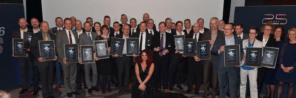 Die Gewinner des Distri-Awards 2016