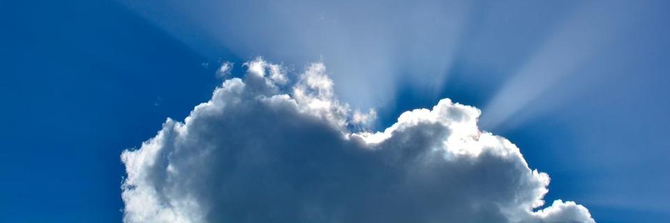Die Cloud ist endlich angekommen