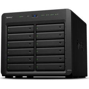 Synology veröffentlicht kompakten 12-Bay-NAS-Server