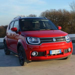 """Suzuki Ignis soll """"Mikro-SUV""""-Segment gründen"""