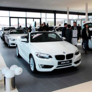 Müller-Dynamic: Neues BMW-Autohaus in Simmern
