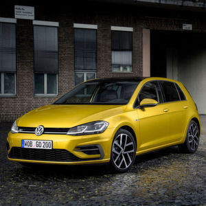 Überarbeiteter VW Golf: Basispreis bleibt