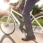 Drive & Innovation: Mal Fahrrad, mal E-Bike – dank abnehmbarem Antrieb