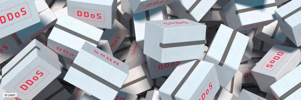 9.513 DDoS-Attacken richteten sich von Juli bis September gegen Unternehmen in Deutschland, Österreich und der Schweiz. Das entspricht einer Zunahme um 37,5 Prozent gegenüber dem 1. Quartal 2016.