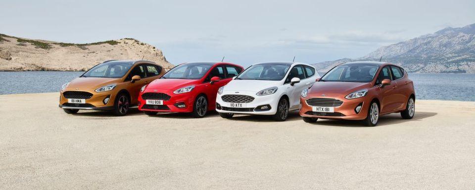 Ford: Weltpremiere für neuen Fiesta