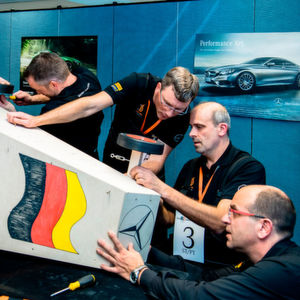 Deutscher Erfolg bei Daimler-Service-WM