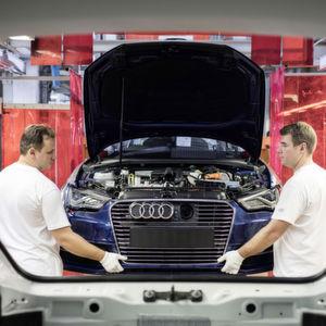 Audi: Arbeitsplätze bis 2020 gesichert