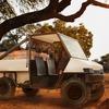 Modularer Elektro-Geländewagen für das ländliche Afrika