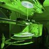 Laser bohrt Löcher für Cellulosefaser-Spinndüse aus Siliziumnitrit präziser und wirtschaftlicher