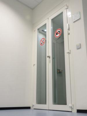 Eine granular definierte Separation eignet sich besonders für Personen, die nur unregelmäßig das Rechenzentrum betreten.