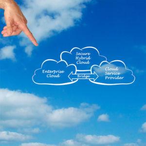 Latenz-Optimierung mit der Colocated Hybrid Cloud
