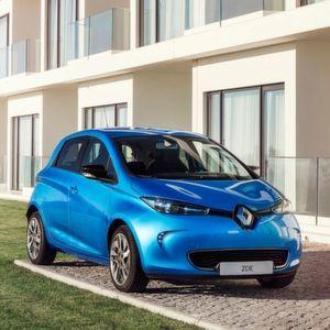 Gefahren: Renault Zoé Z.E. 40