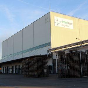 Infraserv Logistics modernisiert Hochregallager in Gersthofen