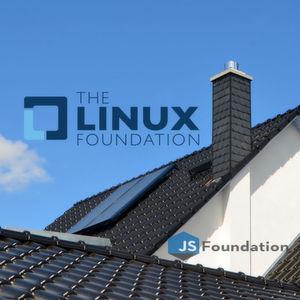 Javascript-Community schlüpft unter das Linux-Dach