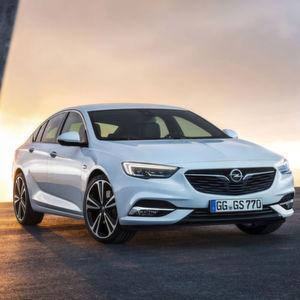 Opel Insignia Grand Sport: Fast alles neu