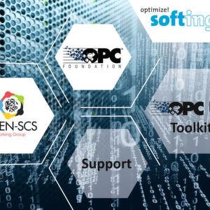 Führende Pharmaproduzenten entwickeln OPC UA Companion Standard mit Softing-Tools