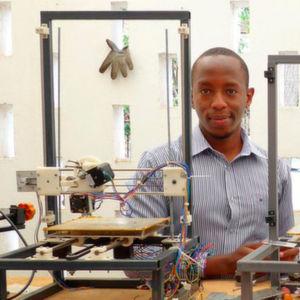 In Entwicklungsländern entstehen 3-D-Drucker aus Elektroschrott