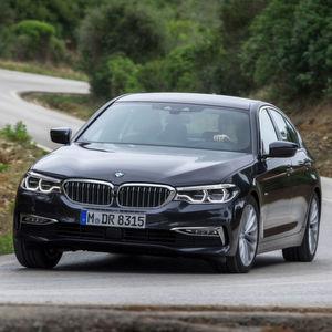 BMW 5er: Viel Fahrspaß, immer mehr Autonomie