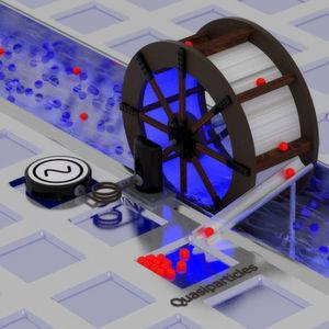 Geglückt: Weg mit Quasipartikeln aus supraleitenden Quantenschaltern