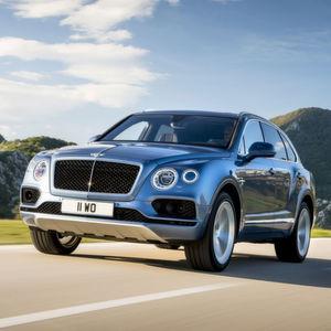 Bentley Bentayga Diesel: Europa ist den Briten eben doch wichtig