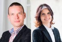 Miriam und Marko Hamel sind Gründer und Geschäftsführer von Visual Selling.