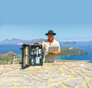 Mobil und flexibel: Massenspektrometer und Lecksuchgeräte