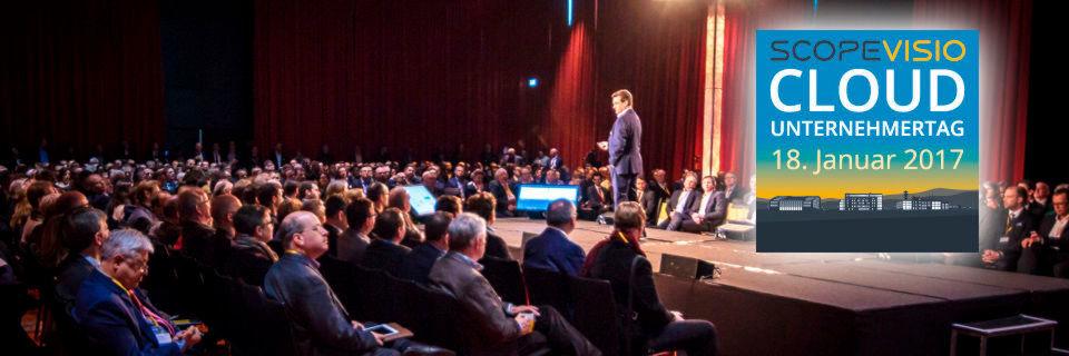 Scopevisio lädt zum Unternehmertag 2017 nach Bonn.