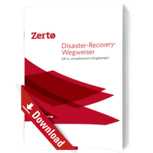Disaster-Recovery-Wegweiser